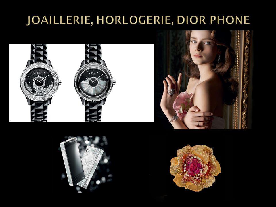 JOAILLERIE, HORLOGERIE, DIOR PHONE