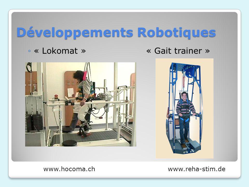 Développements Robotiques