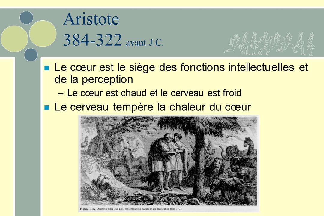 Aristote 384-322 avant J.C. Aristote 384-322 avant J.C.