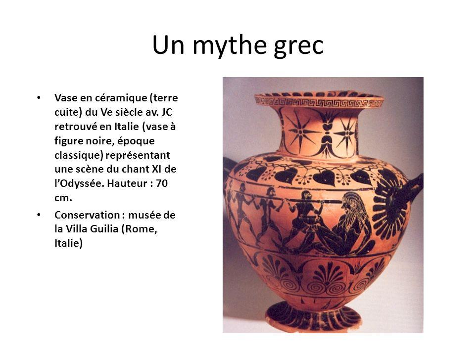 Un mythe grec