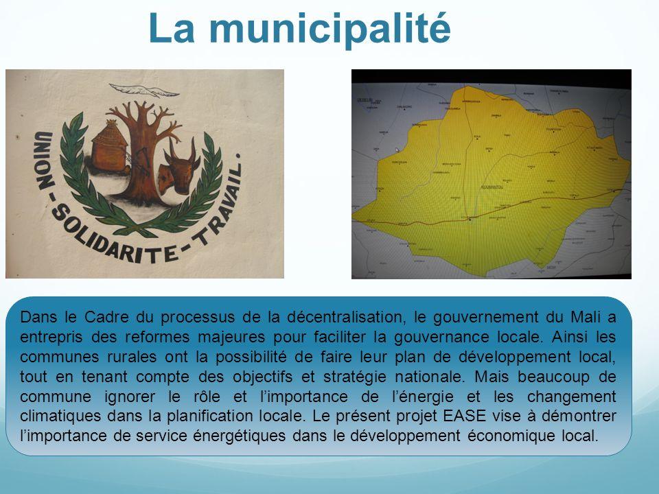 La municipalité
