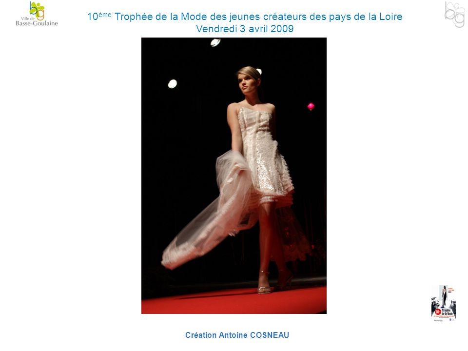 Création Antoine COSNEAU
