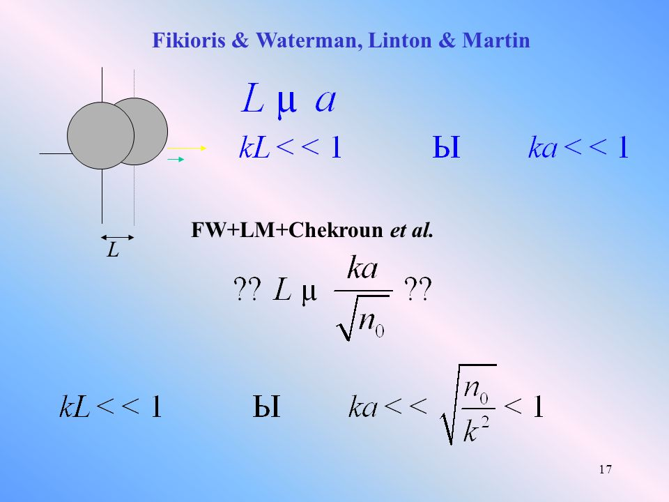 Fikioris & Waterman, Linton & Martin