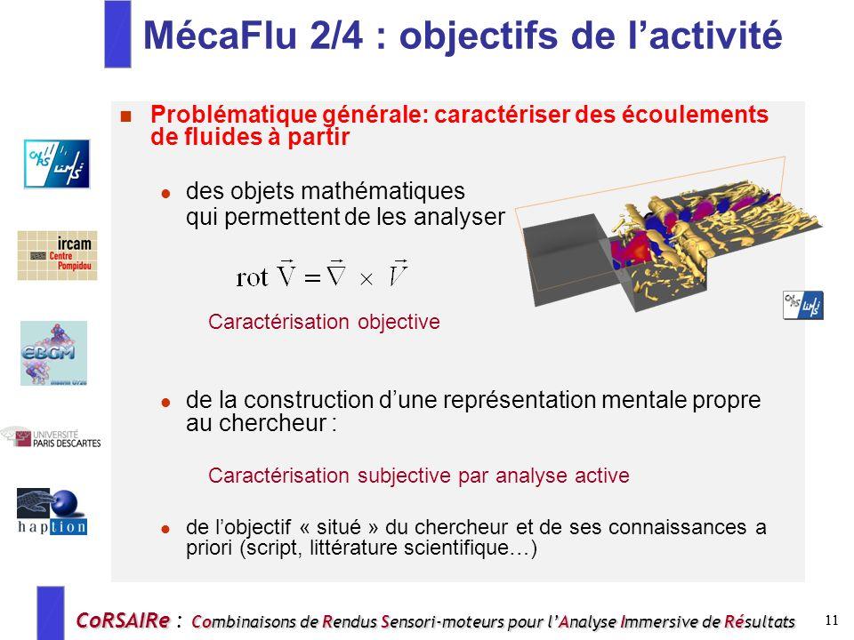 MécaFlu 2/4 : objectifs de l'activité