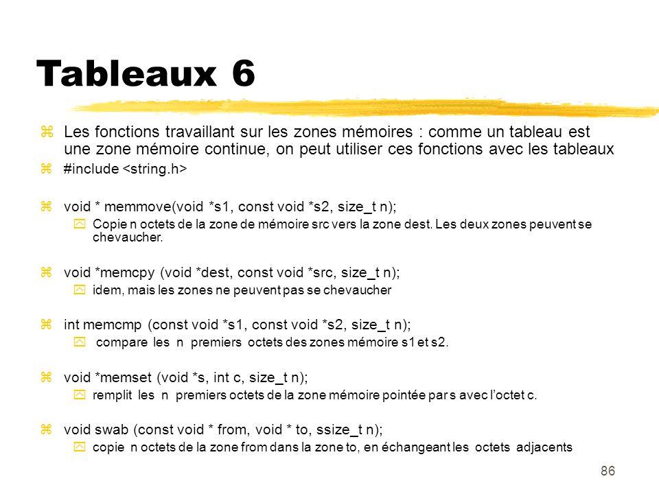 Tableaux 6