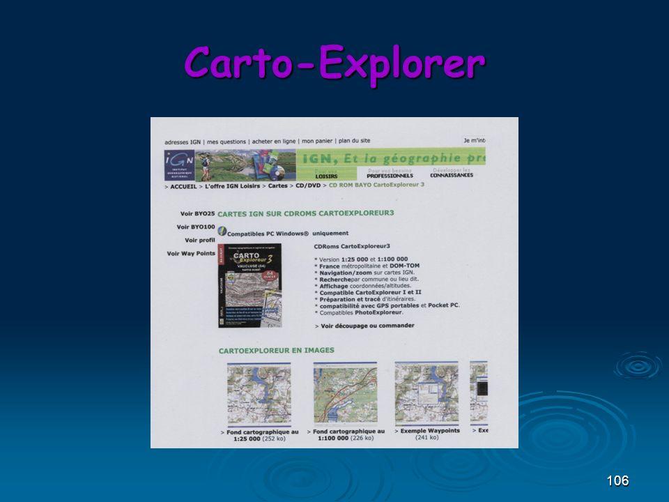 Carto-Explorer