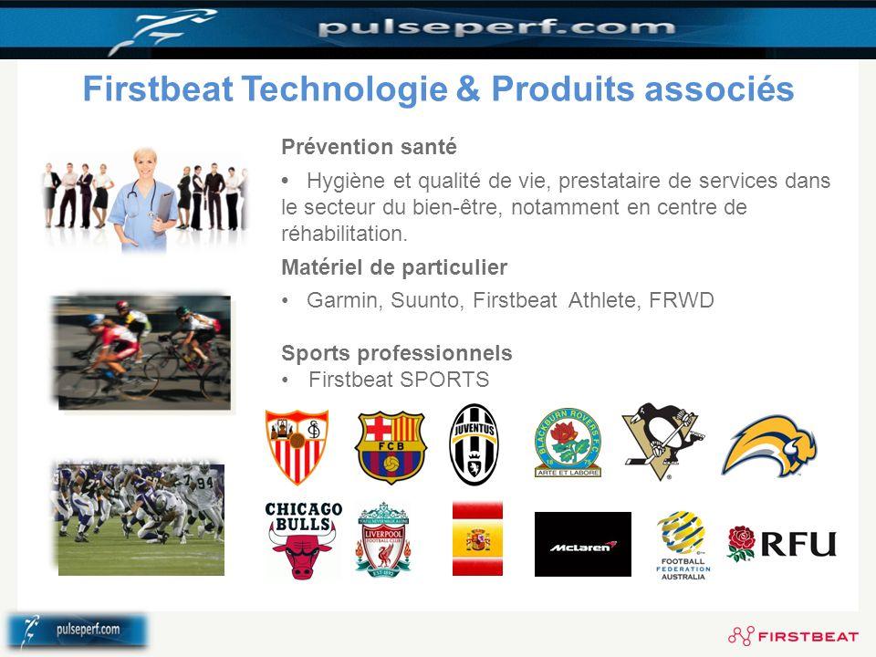 Firstbeat Technologie & Produits associés