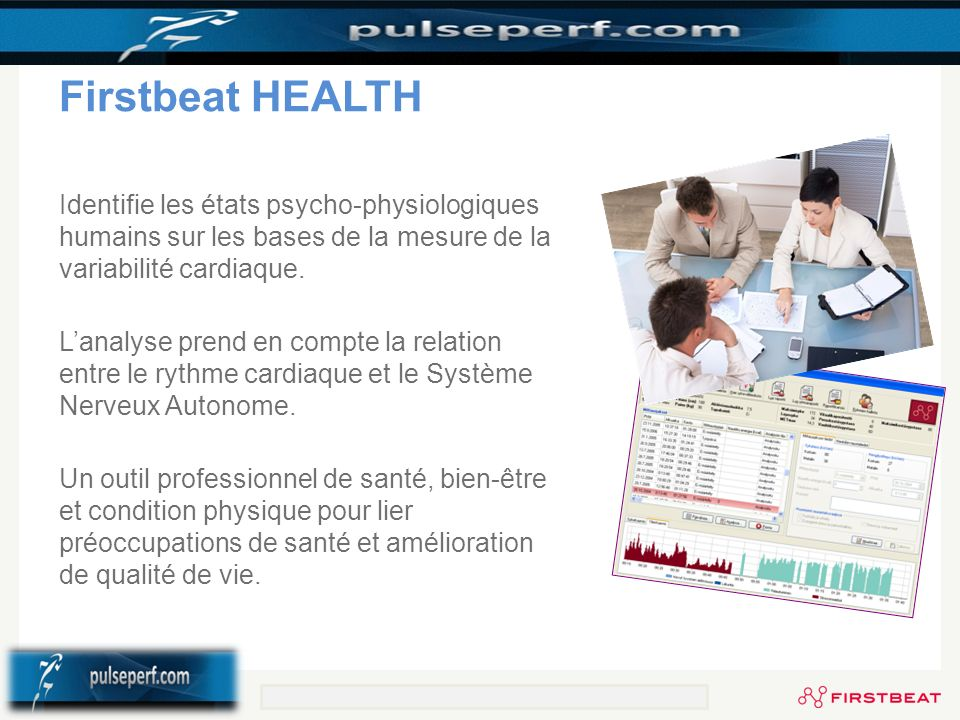 Firstbeat HEALTH