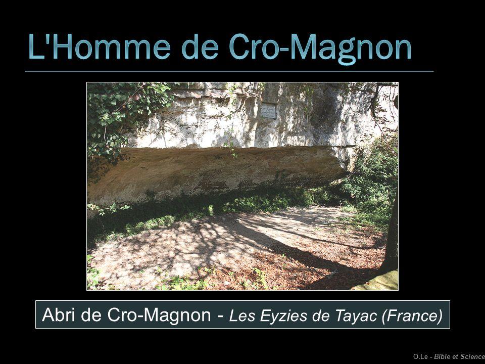 Abri de Cro-Magnon - Les Eyzies de Tayac (France)