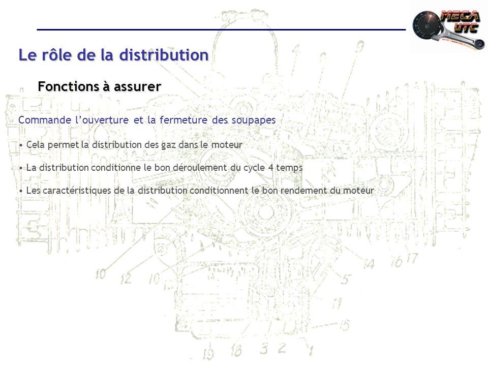 Le rôle de la distribution