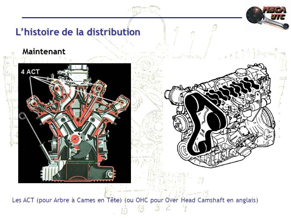L'histoire de la distribution