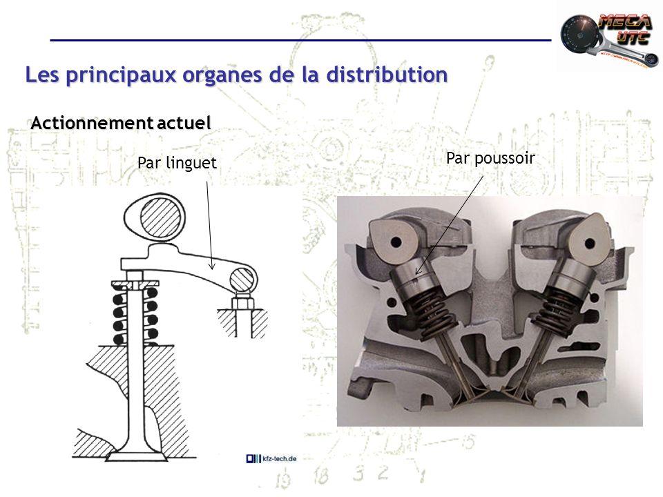 Les principaux organes de la distribution