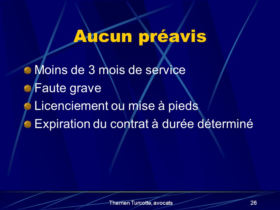 Therrien Turcotte, avocats