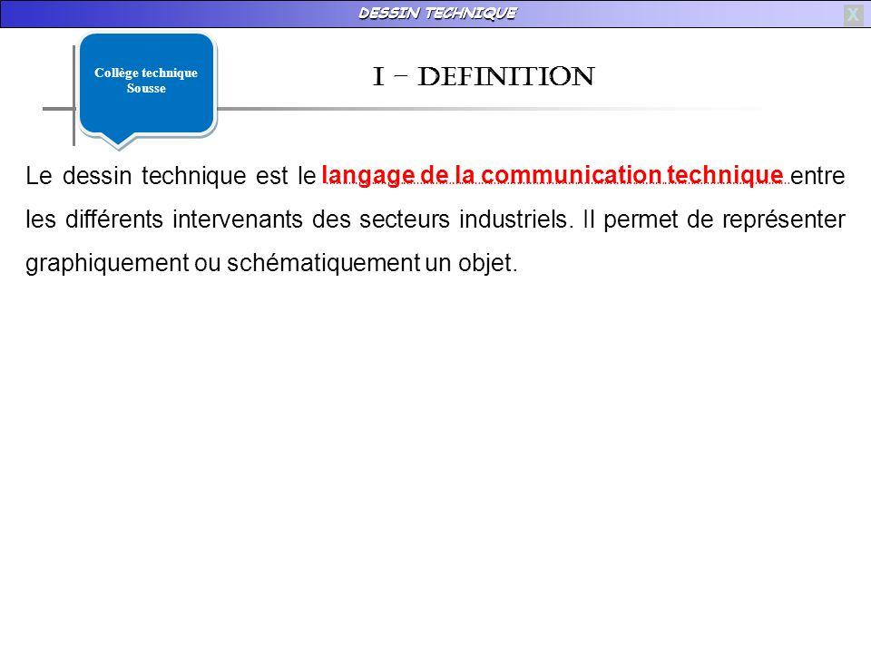 langage de la communication technique