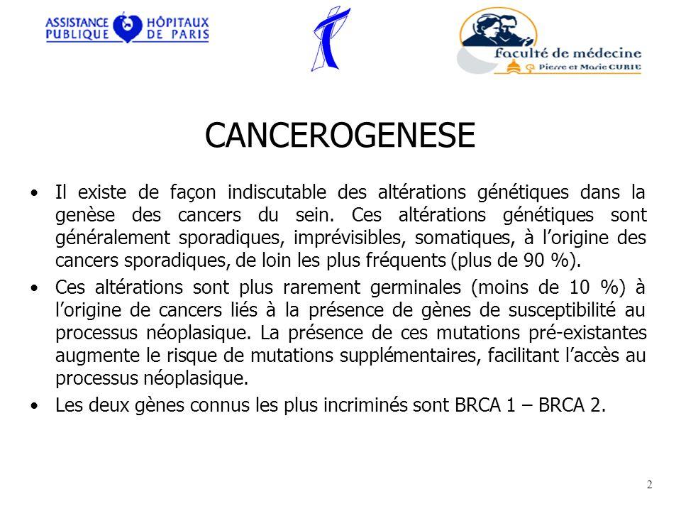 CANCEROGENESE