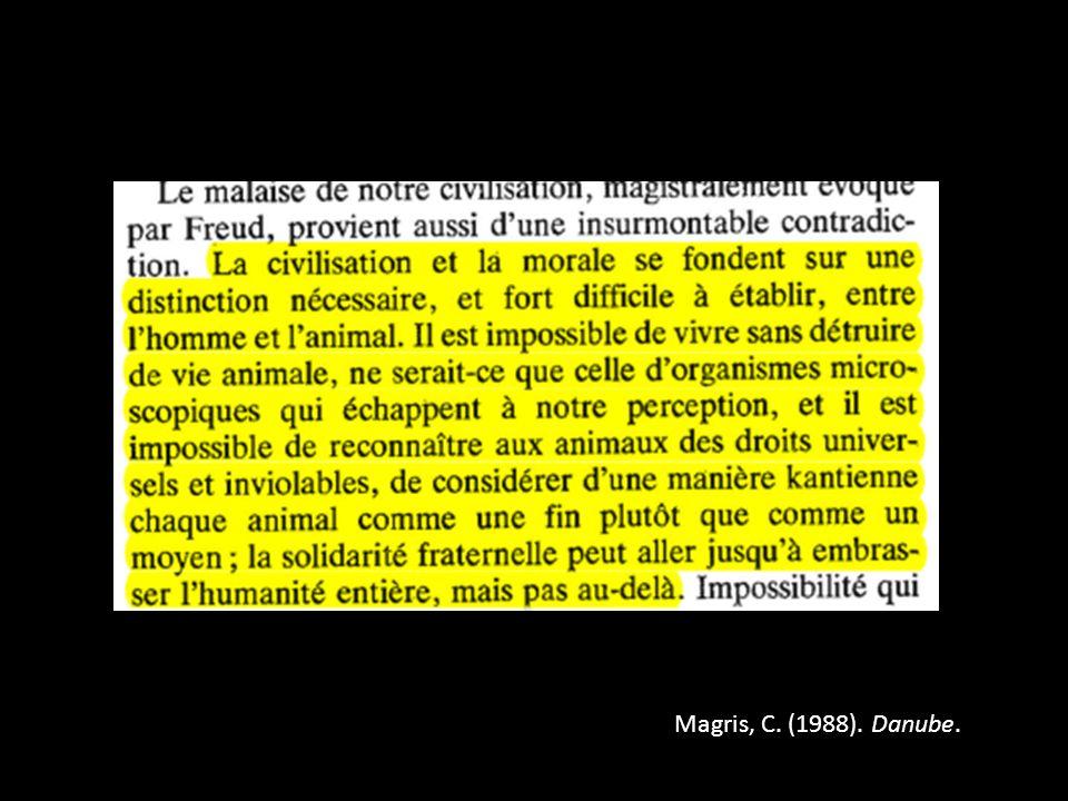 Magris, C. (1988). Danube.