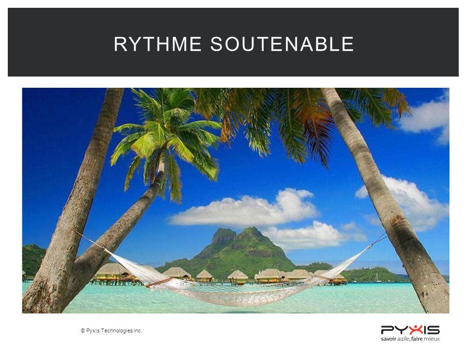 Rythme soutenable
