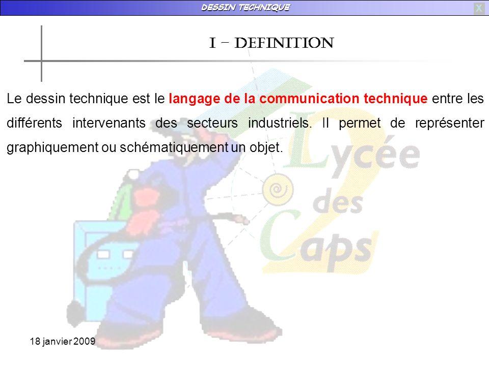 X I – definition.