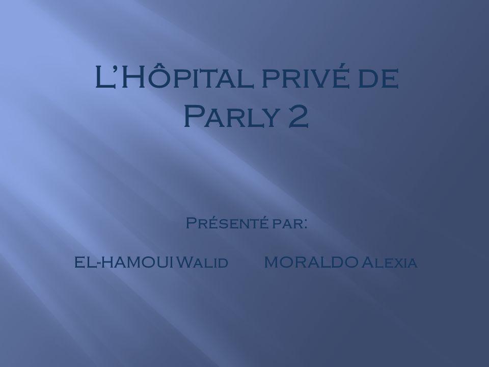 L'Hôpital privé de Parly 2