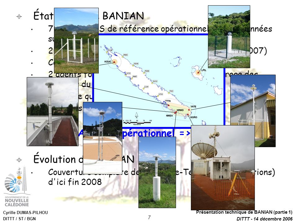 BANIAN est opérationnel => lancement !