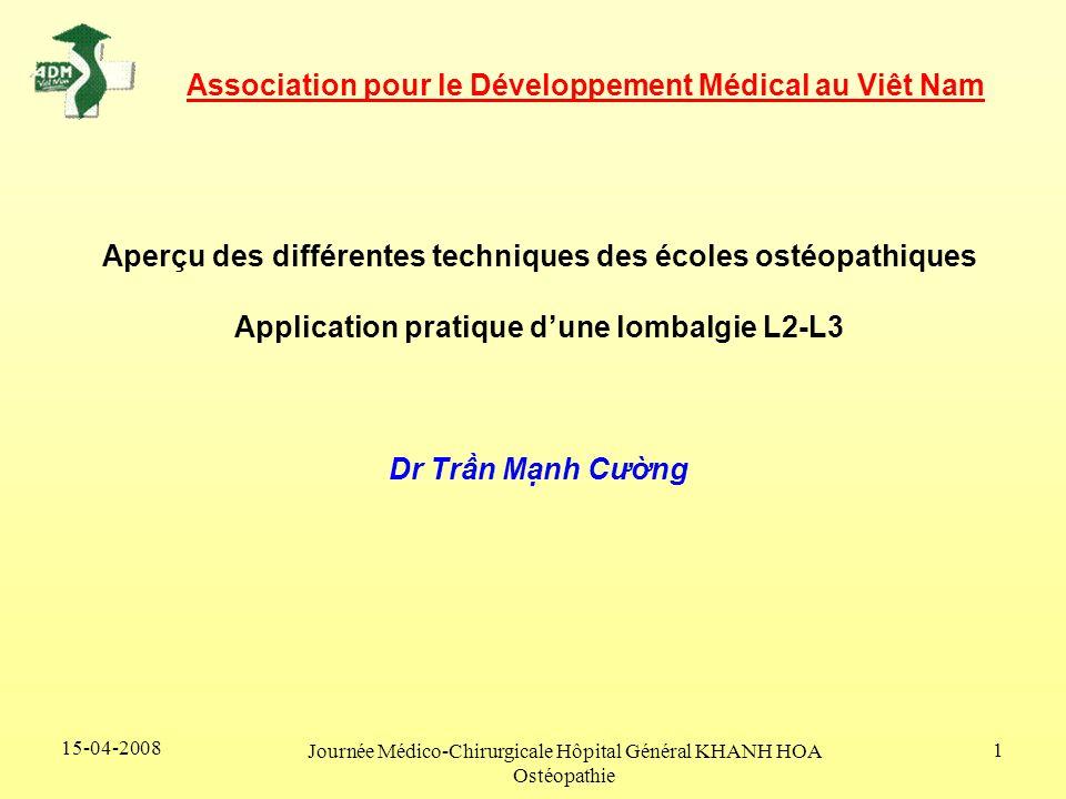 Association pour le Développement Médical au Viêt Nam