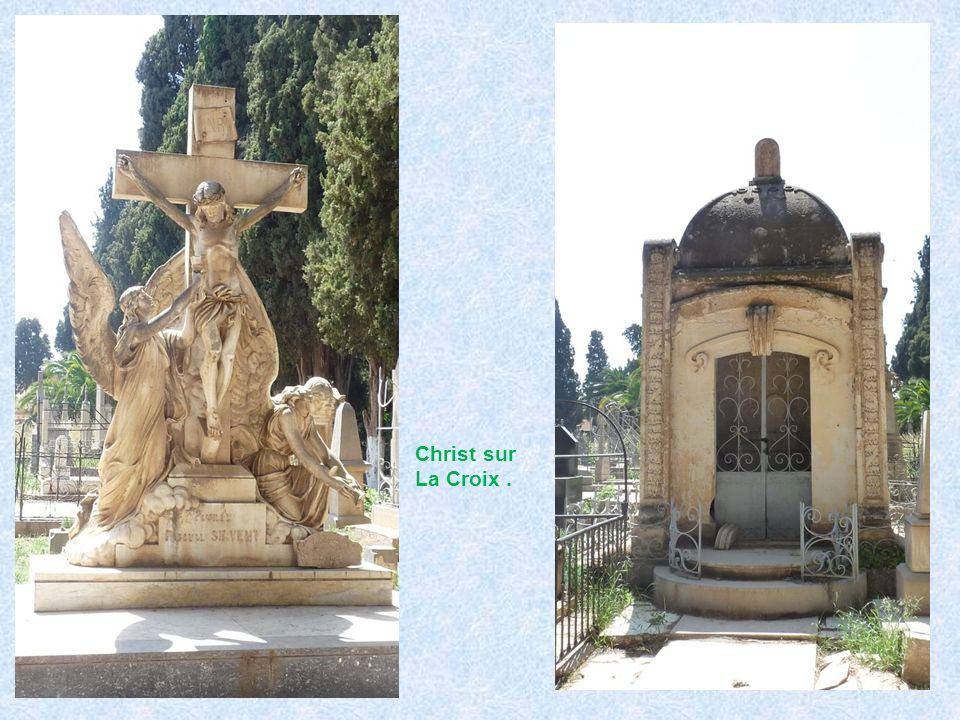Christ sur La Croix .