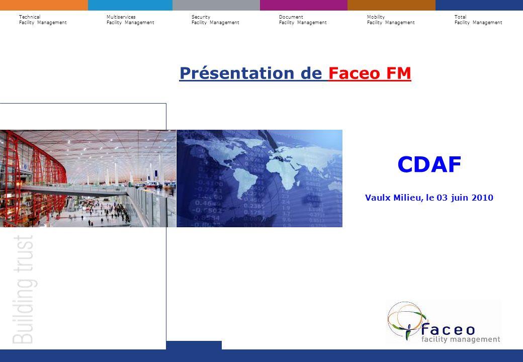 Présentation de Faceo FM