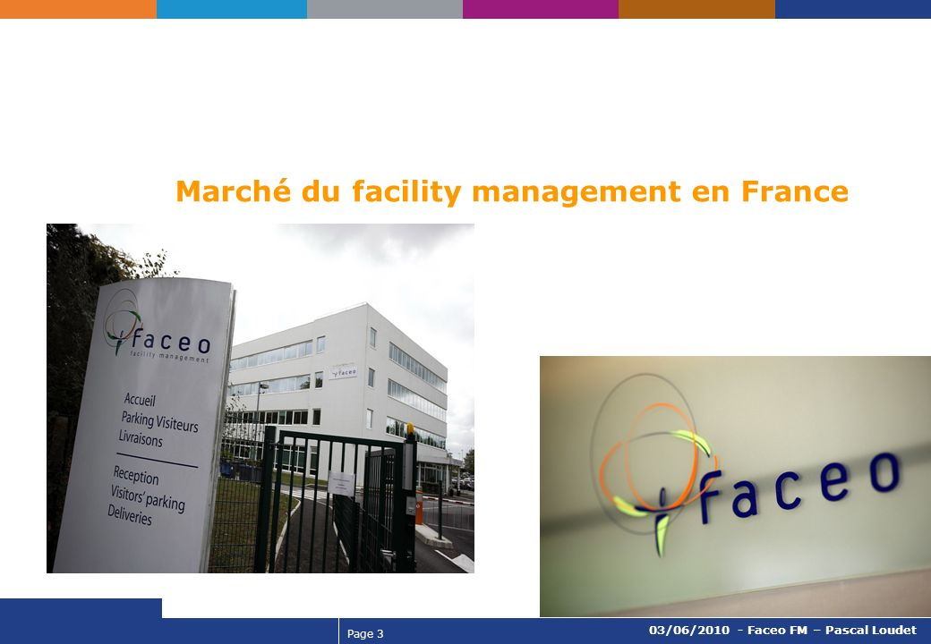 Marché du facility management en France