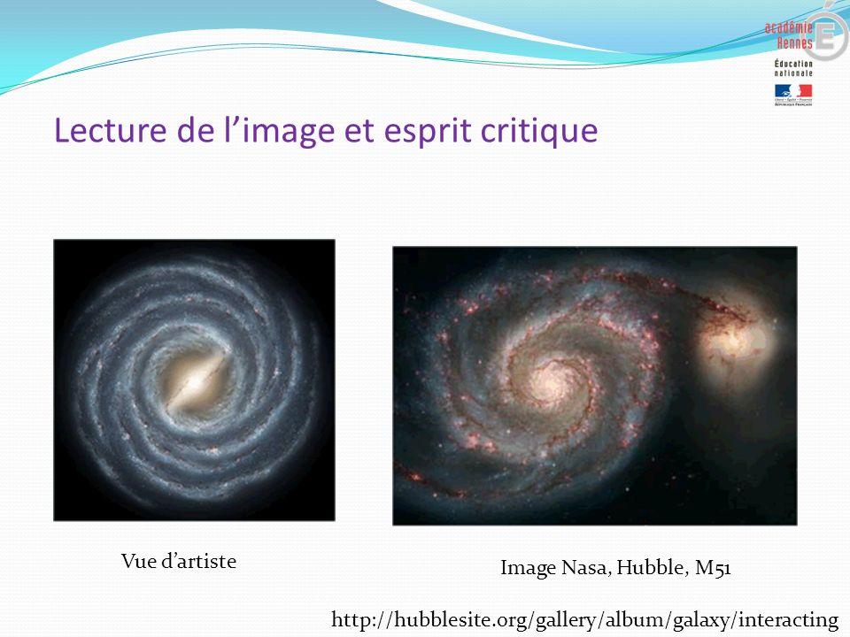 Lecture de l'image et esprit critique