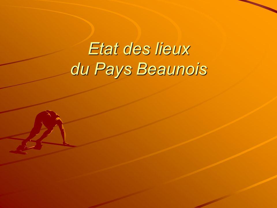 Etat des lieux du Pays Beaunois