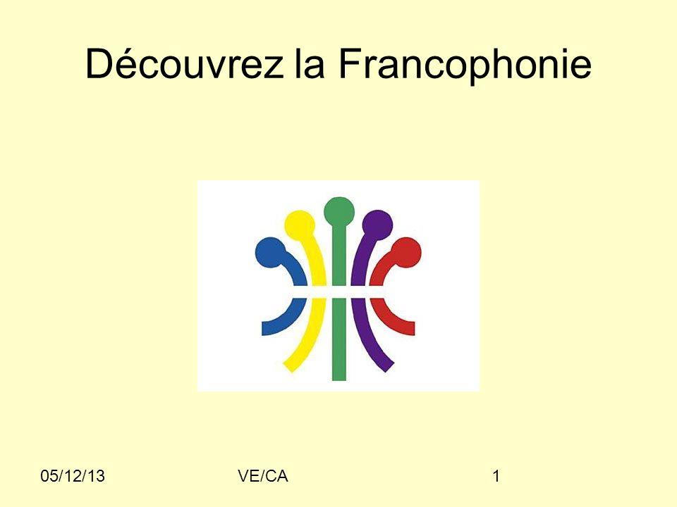 Découvrez la Francophonie