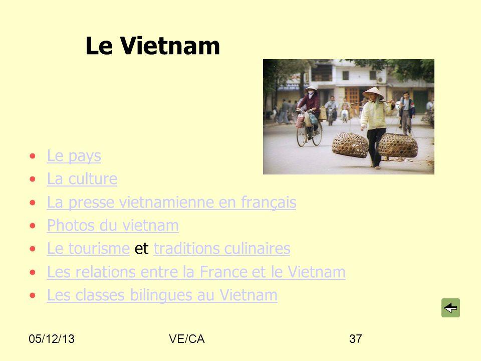 Le Vietnam Le pays La culture La presse vietnamienne en français