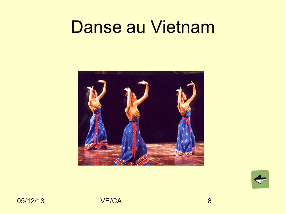Danse au Vietnam 05/12/13 VE/CA