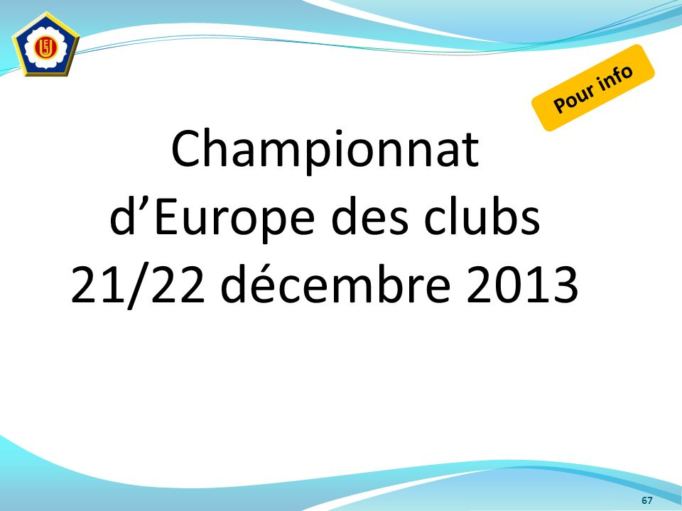 Championnat d'Europe des clubs