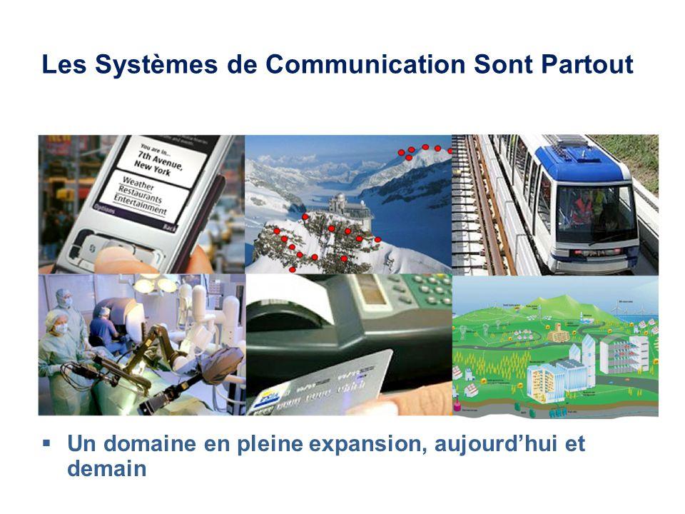 Les Systèmes de Communication Sont Partout