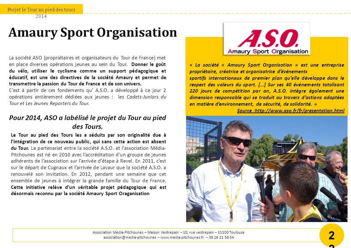 Amaury Sport Organisation