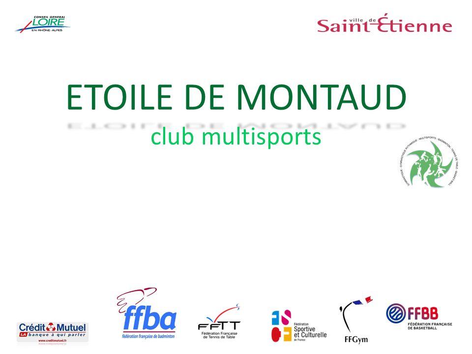 ETOILE DE MONTAUD club multisports
