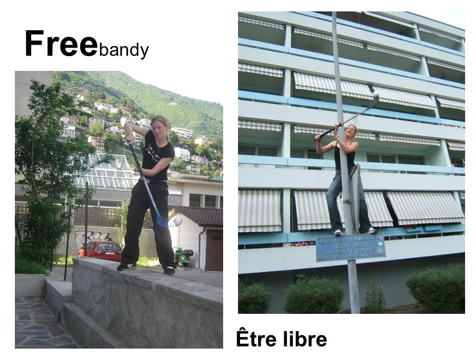 Freebandy Être libre