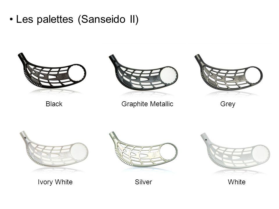 Les palettes (Sanseido II)