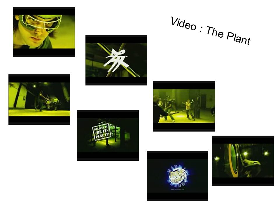 Video : The Plant