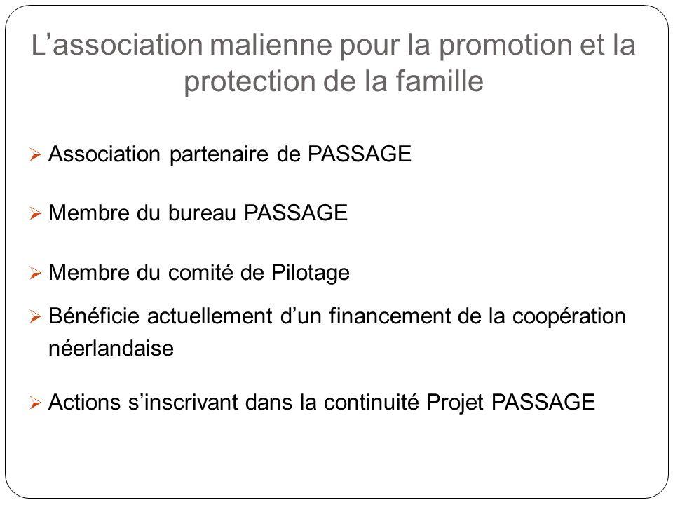 L'association malienne pour la promotion et la protection de la famille
