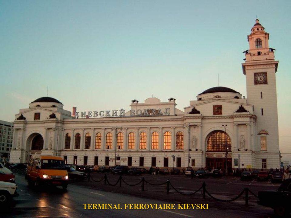 TERMINAL FERROVIAIRE KIEVSKI