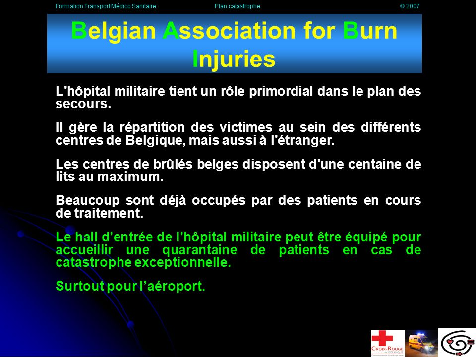 Belgian Association for Burn Injuries