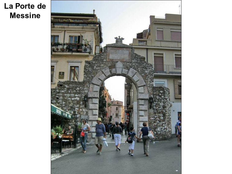 La Porte de Messine