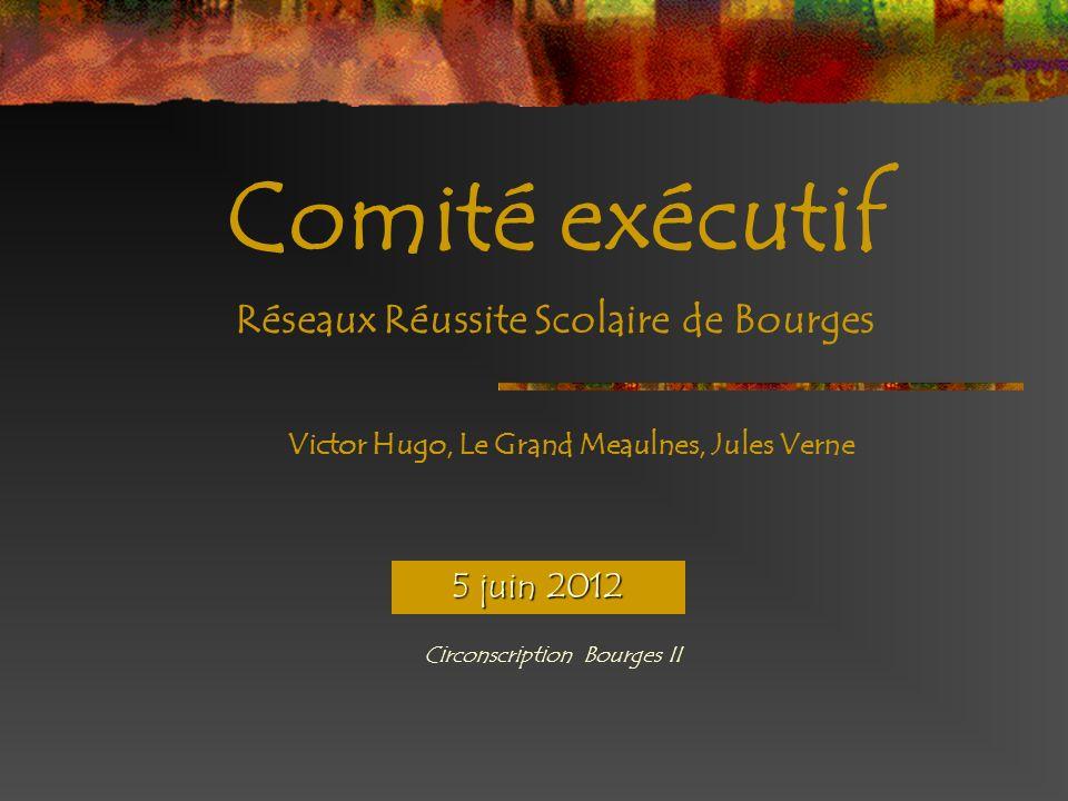 Comité exécutif Victor Hugo, Le Grand Meaulnes, Jules Verne