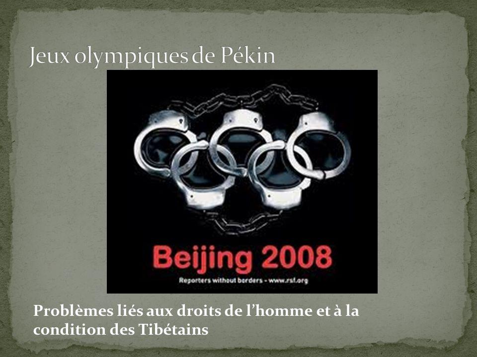 Jeux olympiques de Pékin