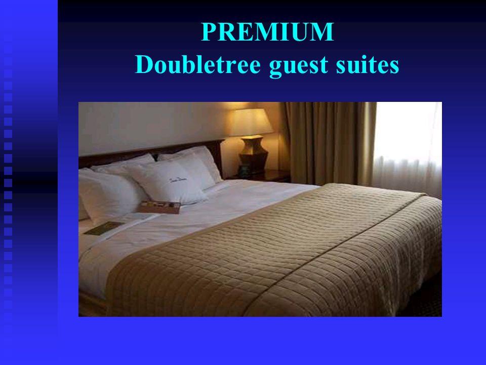 PREMIUM Doubletree guest suites
