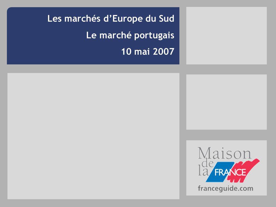 Les marchés d'Europe du Sud