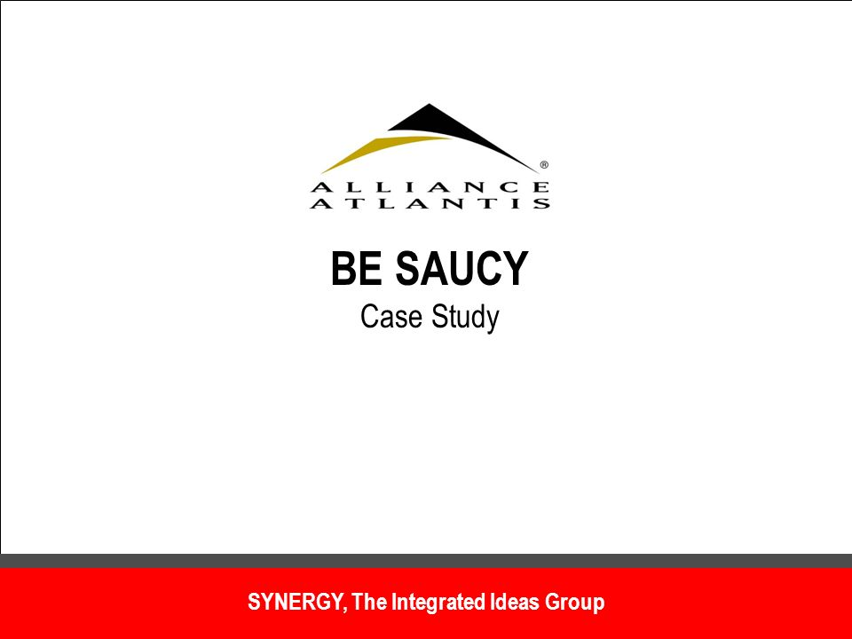 SYNERGY, The Integrated Ideas Group