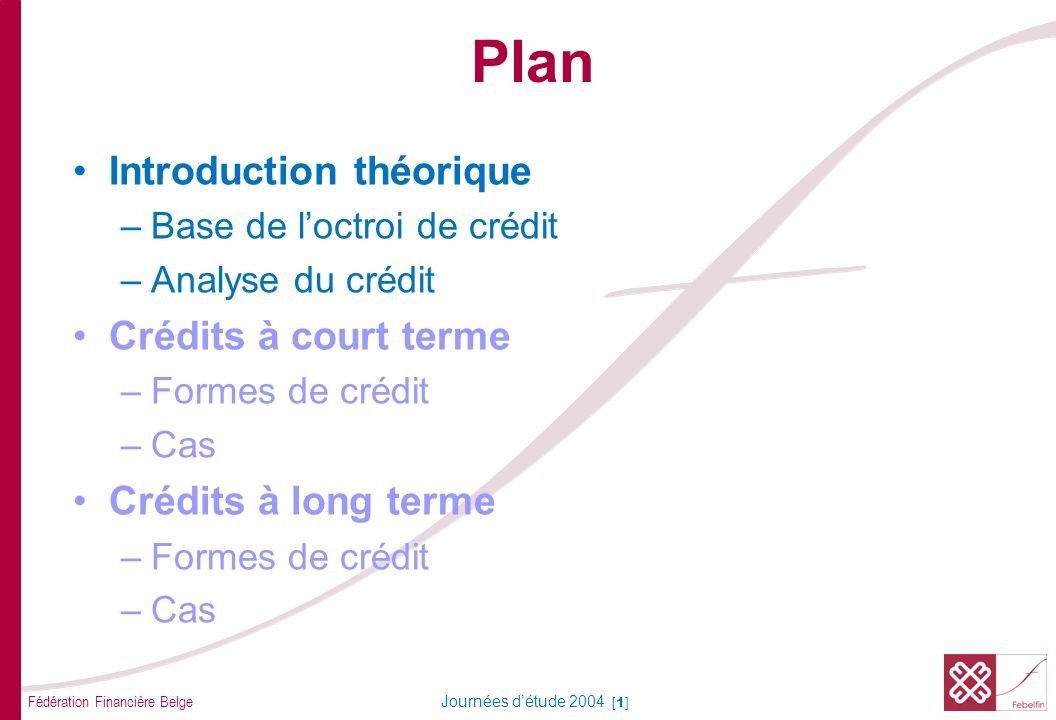 Introduction théorique
